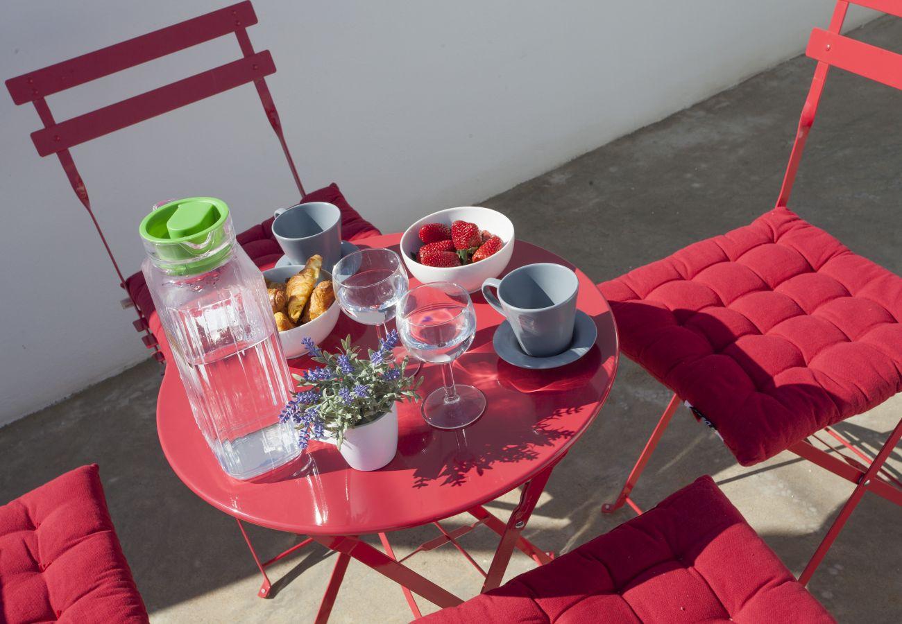 Appartement à Valence / Valencia - Appartement avec climatisation à Valencia / València
