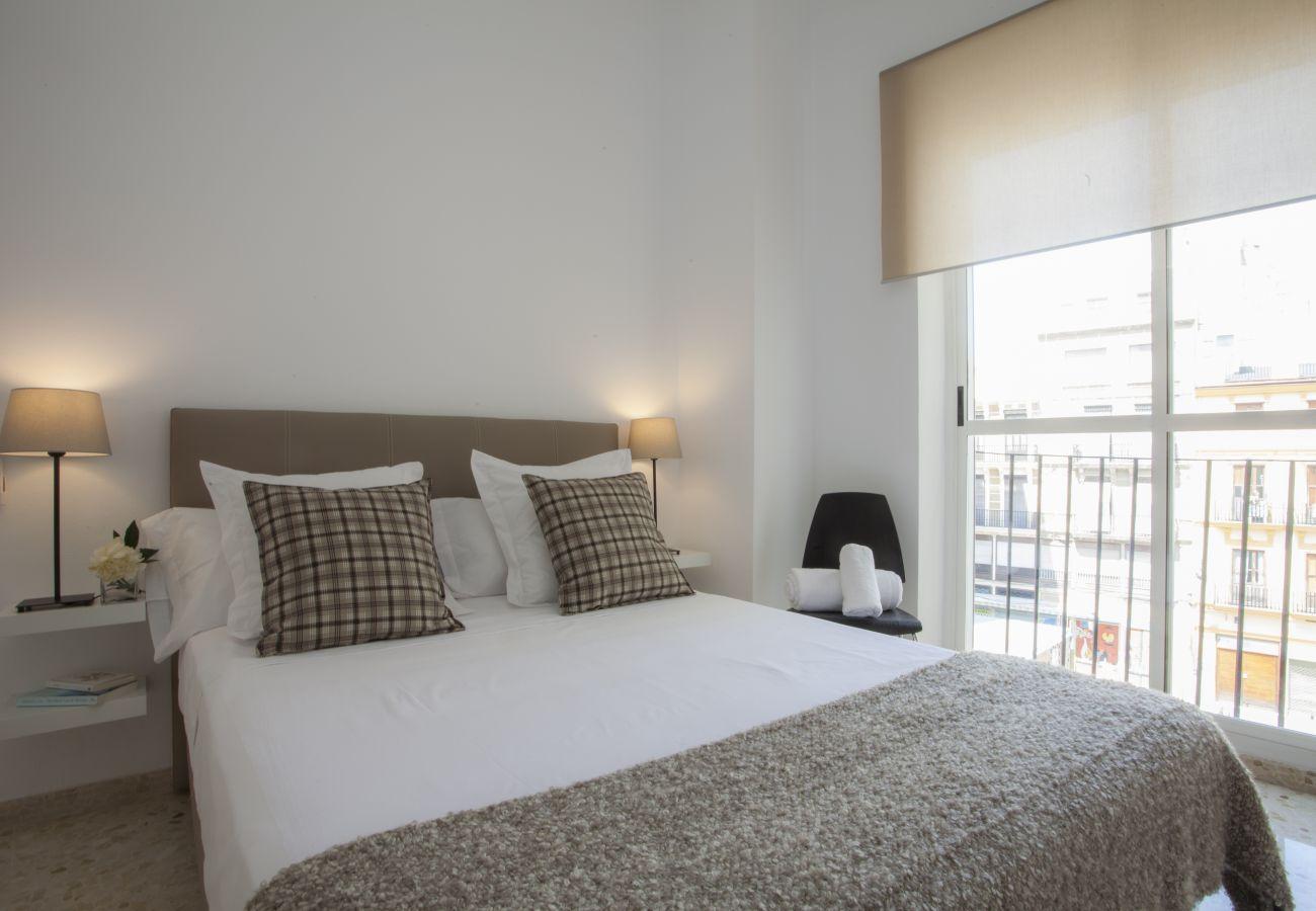 Appartement à Valence / Valencia - Appartement avec 3 chambres à Valencia / València