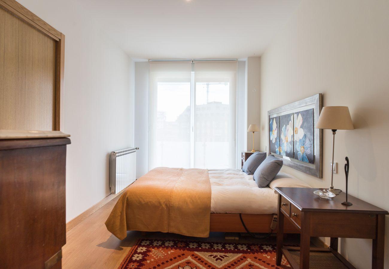 Appartement à San Sebastián - Appartement avec 2 chambres à800 mde la plage