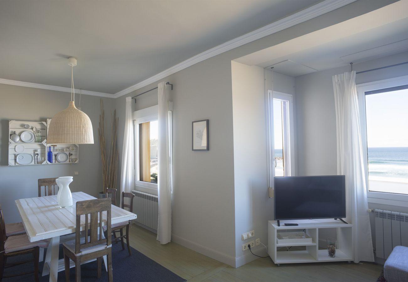 Appartement à San Sebastián - Appartement avec parking à50 mde la plage