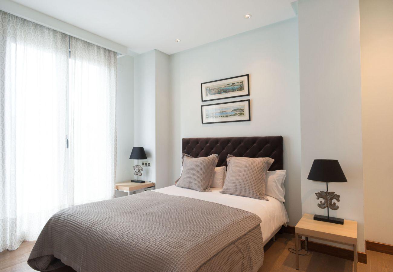 Appartement à San Sebastián - Appartement avec 2 chambres à50 mde la plage