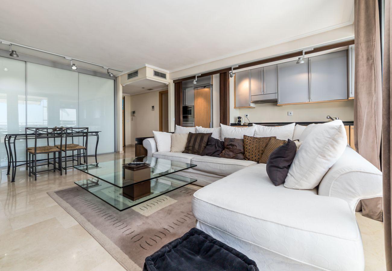 Appartement à Valence / Valencia - Oceanográfico