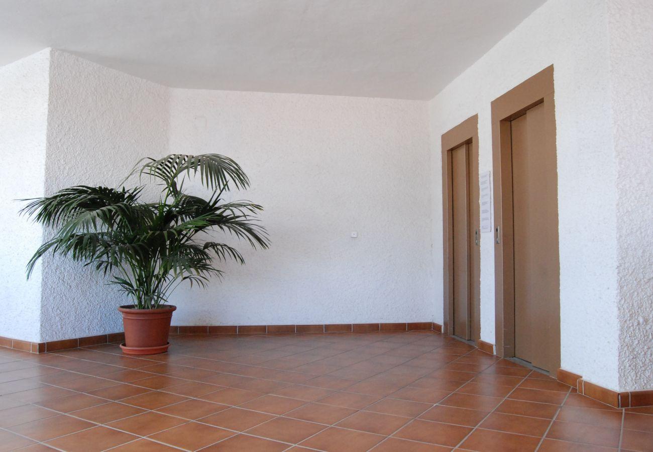 Appartement à Nerja - Appartement avec 3 chambres à100 mde la plage