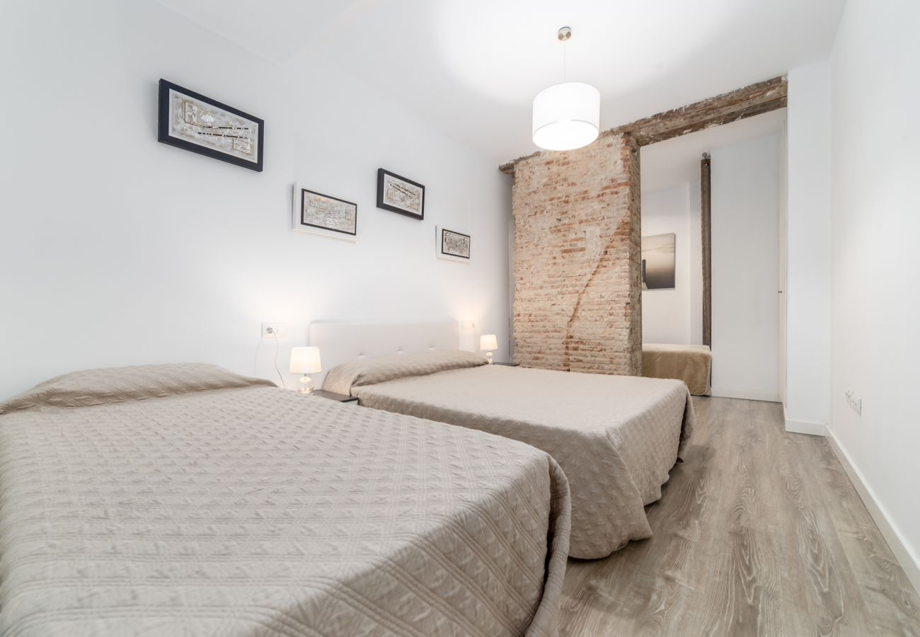 Appartement à Valence / Valencia - TH Ayuntamiento 1B