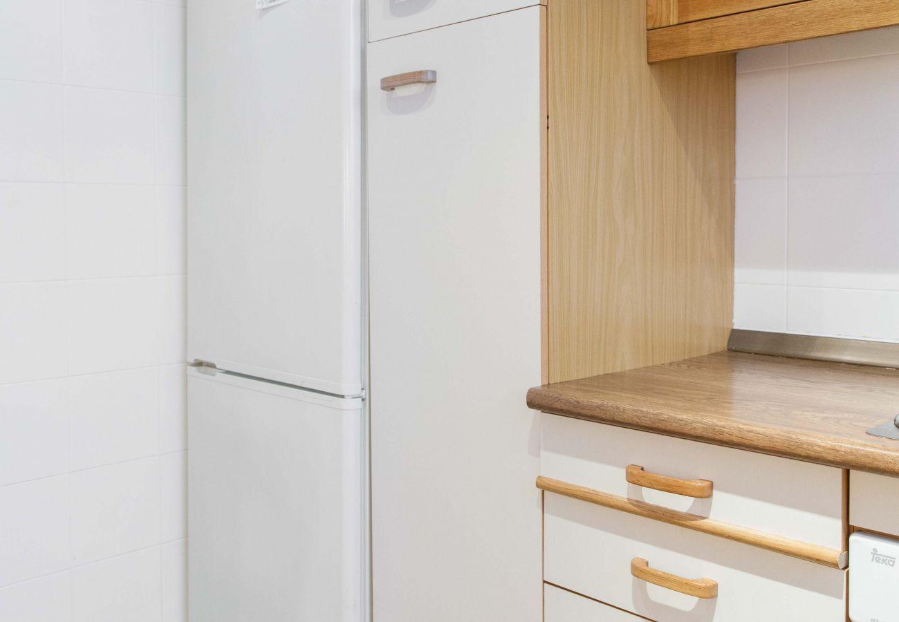 Appartement à Madrid - Cozy Apartment Madrid. Bº SALAMANCA, IFEMA. AEROPUERTO. 2 ROOMS- 6 PAX - ELEVATOR