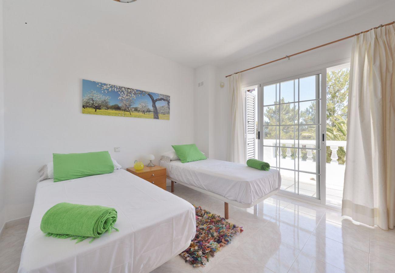 Villa à Ibiza - Villa pour 12 personnes à Ibiza