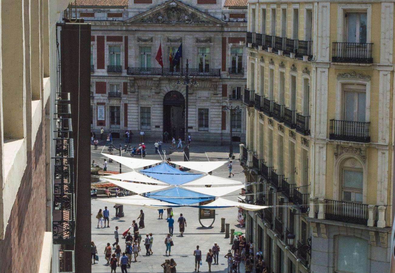 Studio à Madrid - Studio Madrid Downtown Malasaña M (DP13)