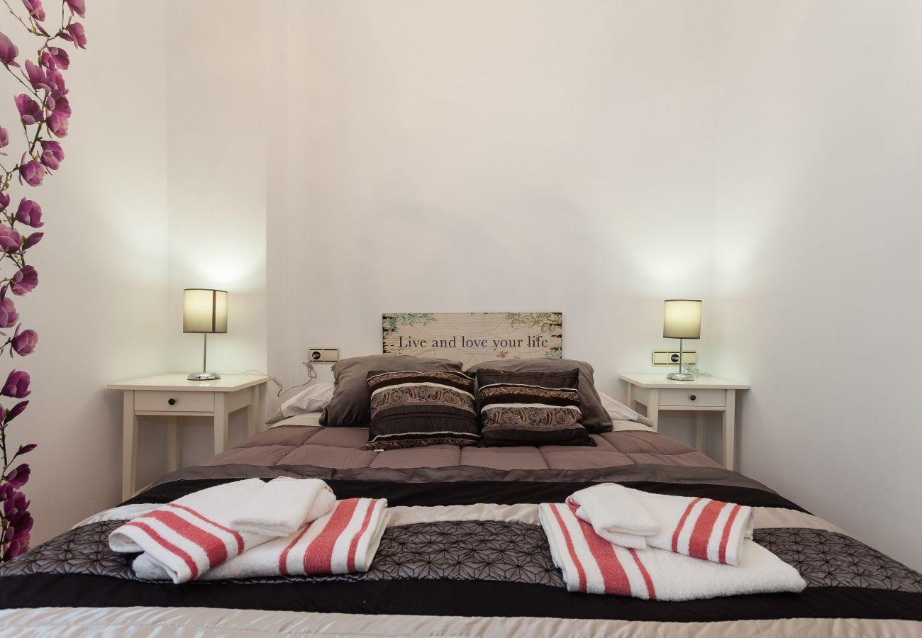 Appartement à Cadix - Appartement avec 2 chambres à500 mde la plage