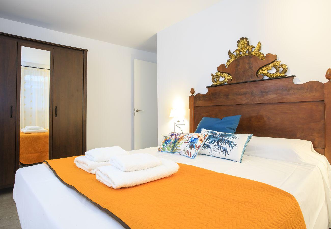 Appartement à Cadix - Appartement avec 2 chambres à700 mde la plage