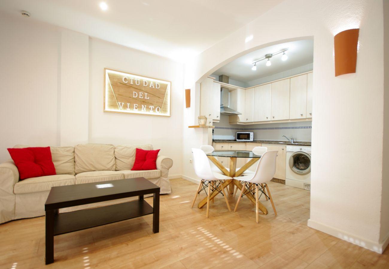 Appartement à Tarifa - Appartement pour 4 personnes à10 mde la plage