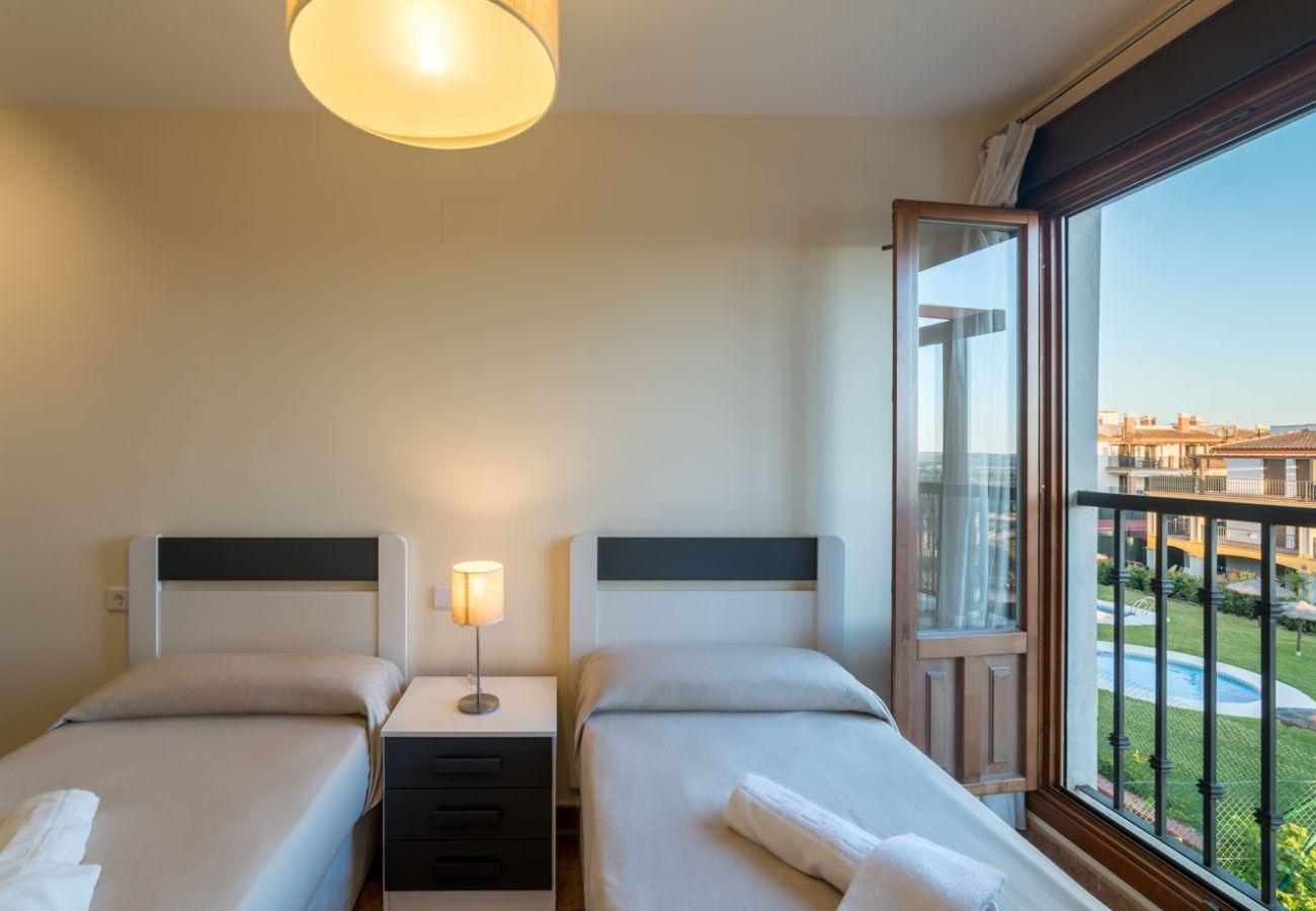 Appartement à Ayamonte - Appartement pour 6 personnes à Ayamonte