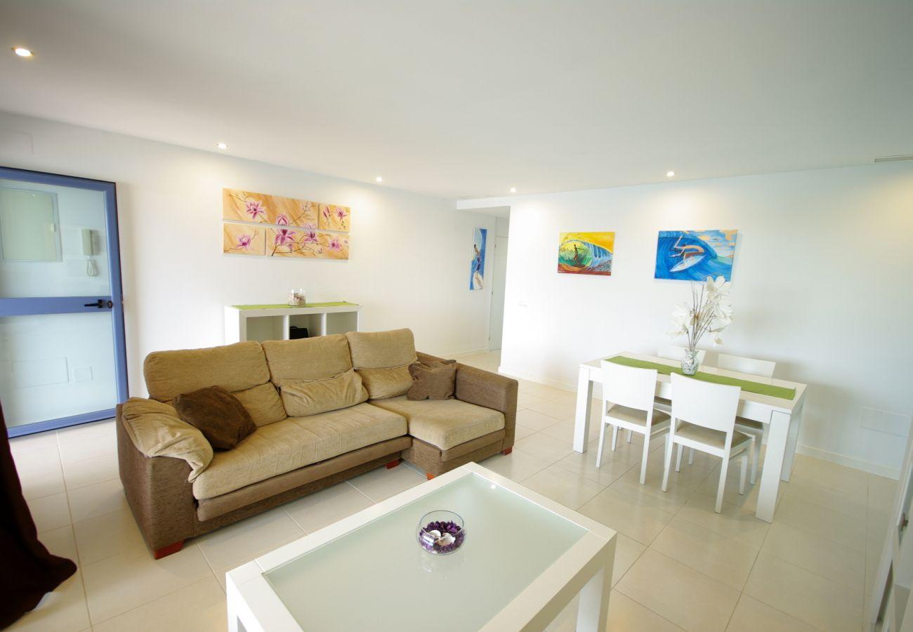 Appartement à Tarifa - Appartement pour 4 personnes à30 mde la plage