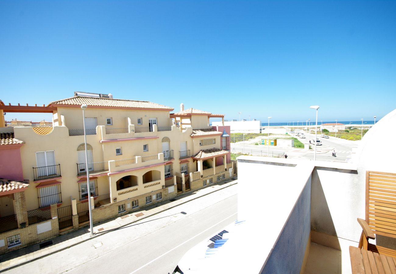 Appartement à Tarifa - Appartement avec piscine à Tarifa
