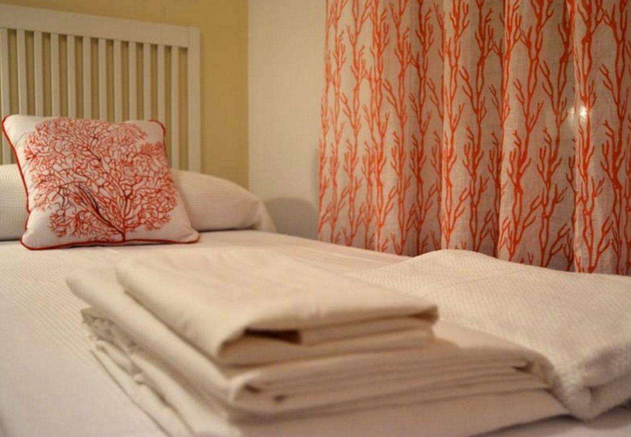 Appartement à Tarifa - Appartement avec piscine à50 mde la plage