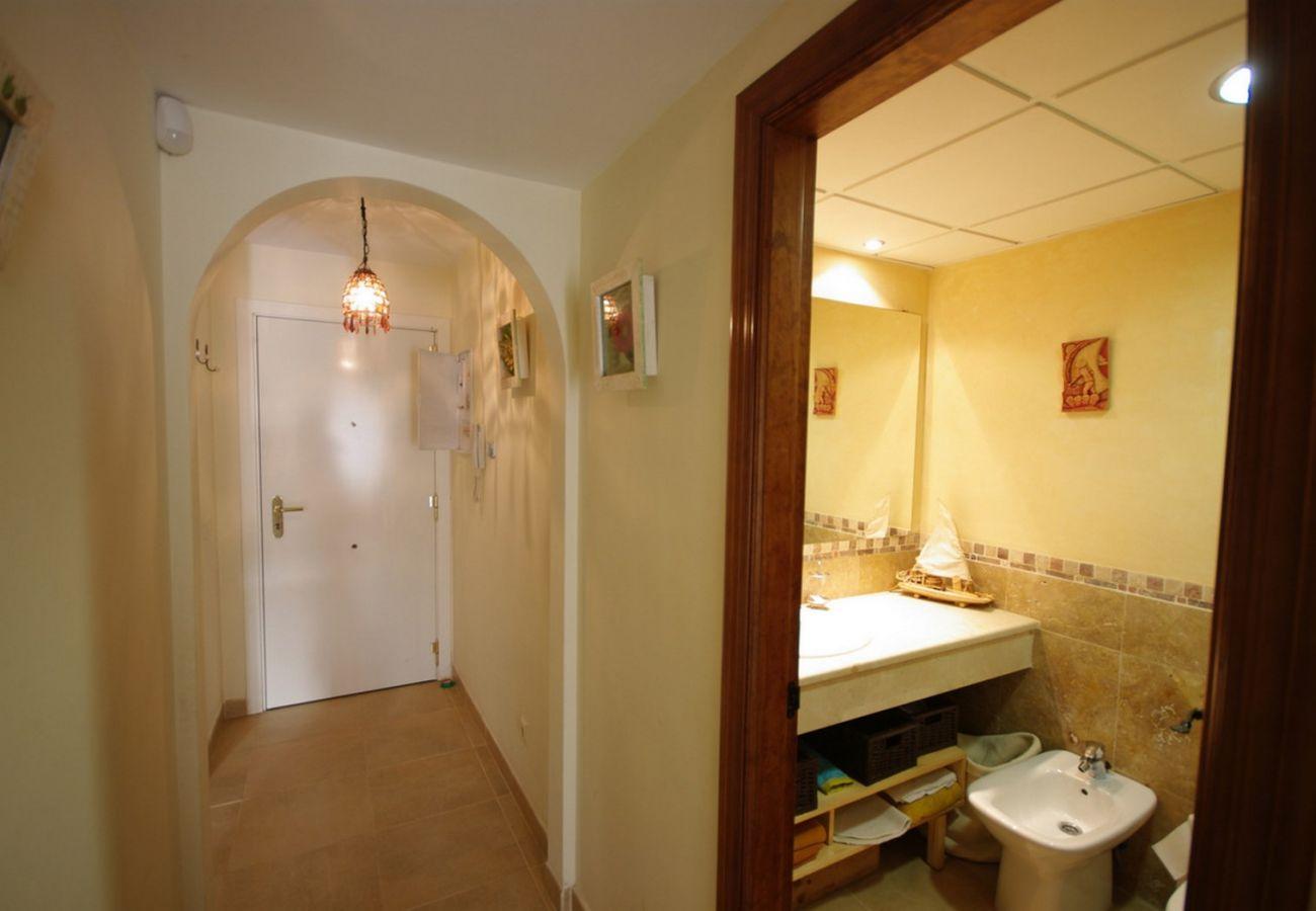 Appartement à Tarifa - Appartement pour 3 personnes à50 mde la plage