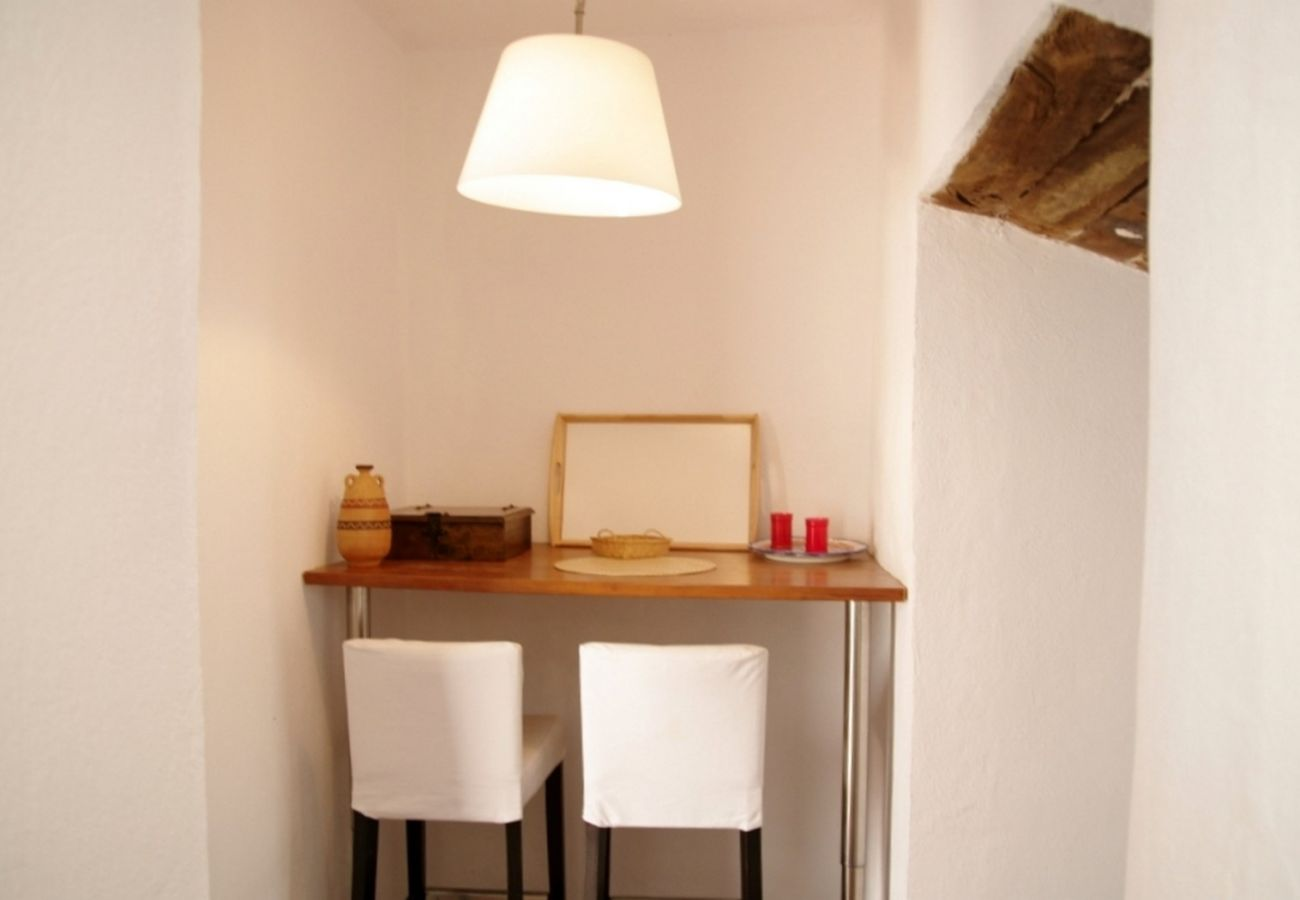 Appartement à Tarifa - Appartement pour 2 personnes à180 mde la plage