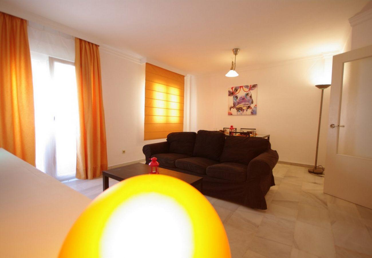 Appartement à Tarifa - Appartement avec 4 chambres à100 mde la plage