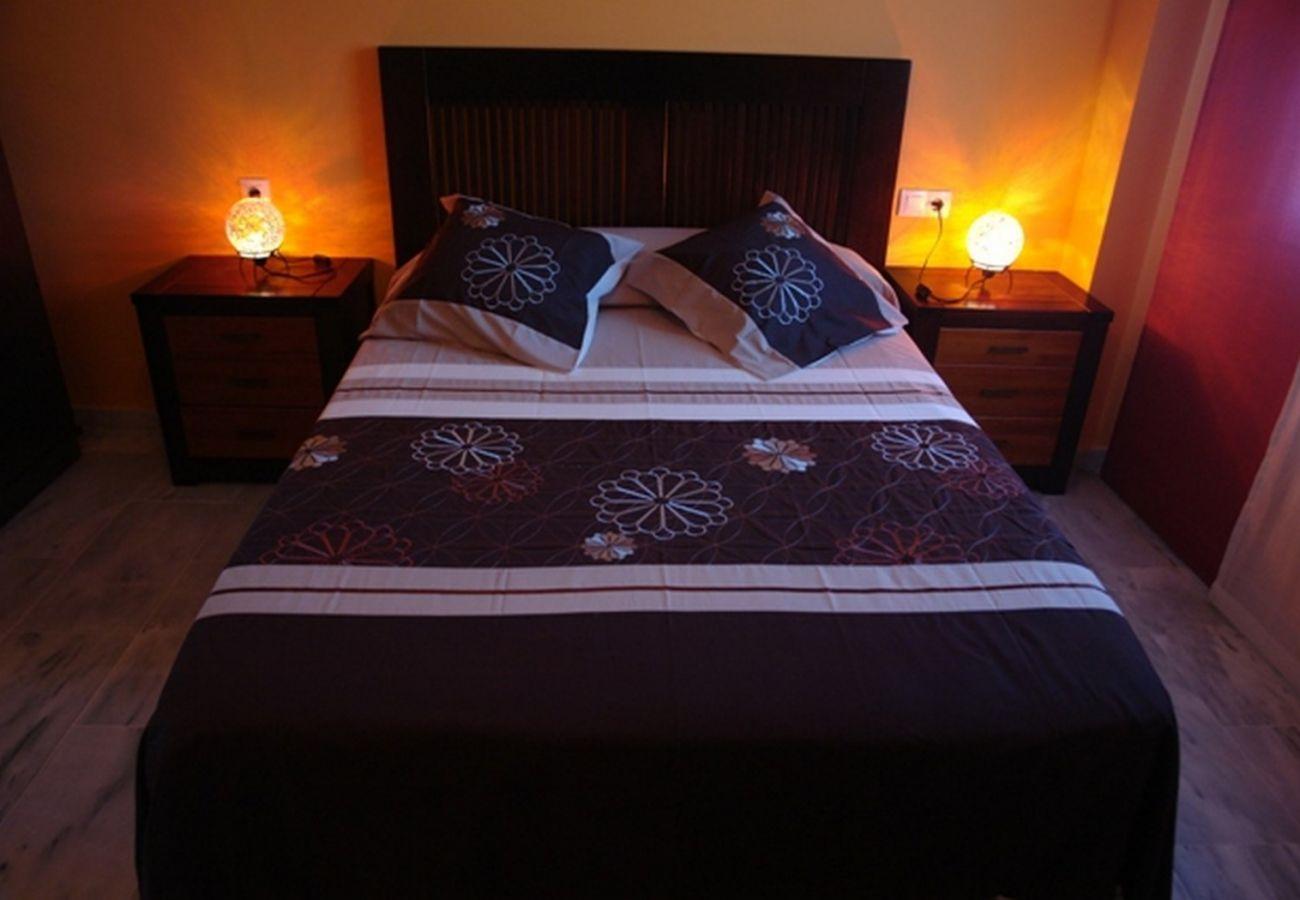 Appartement à Tarifa - Appartement avec 1 chambres à100 mde la plage