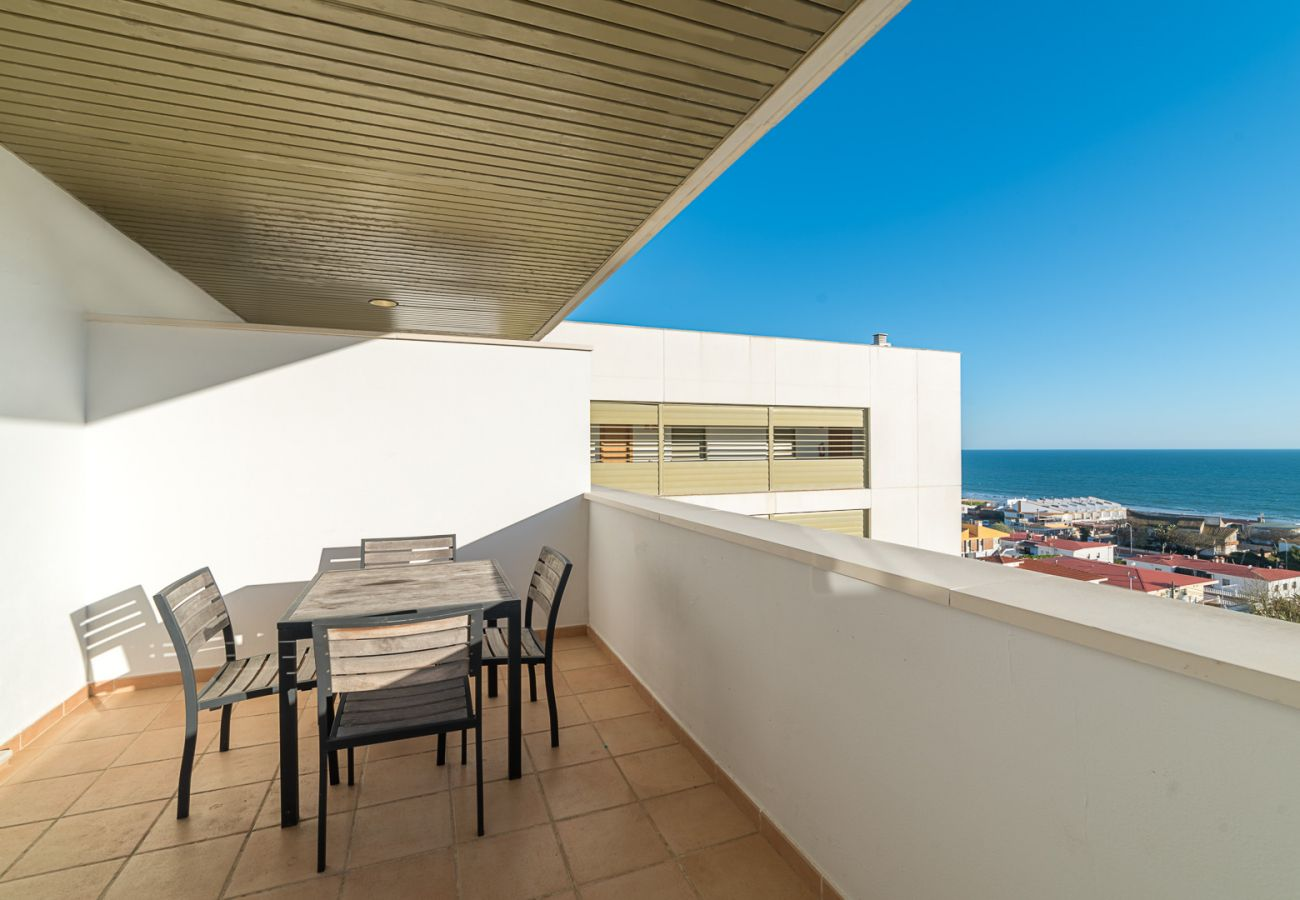 Appartement à Punta Umbria - Appartement avec piscine à 200 m de la plage