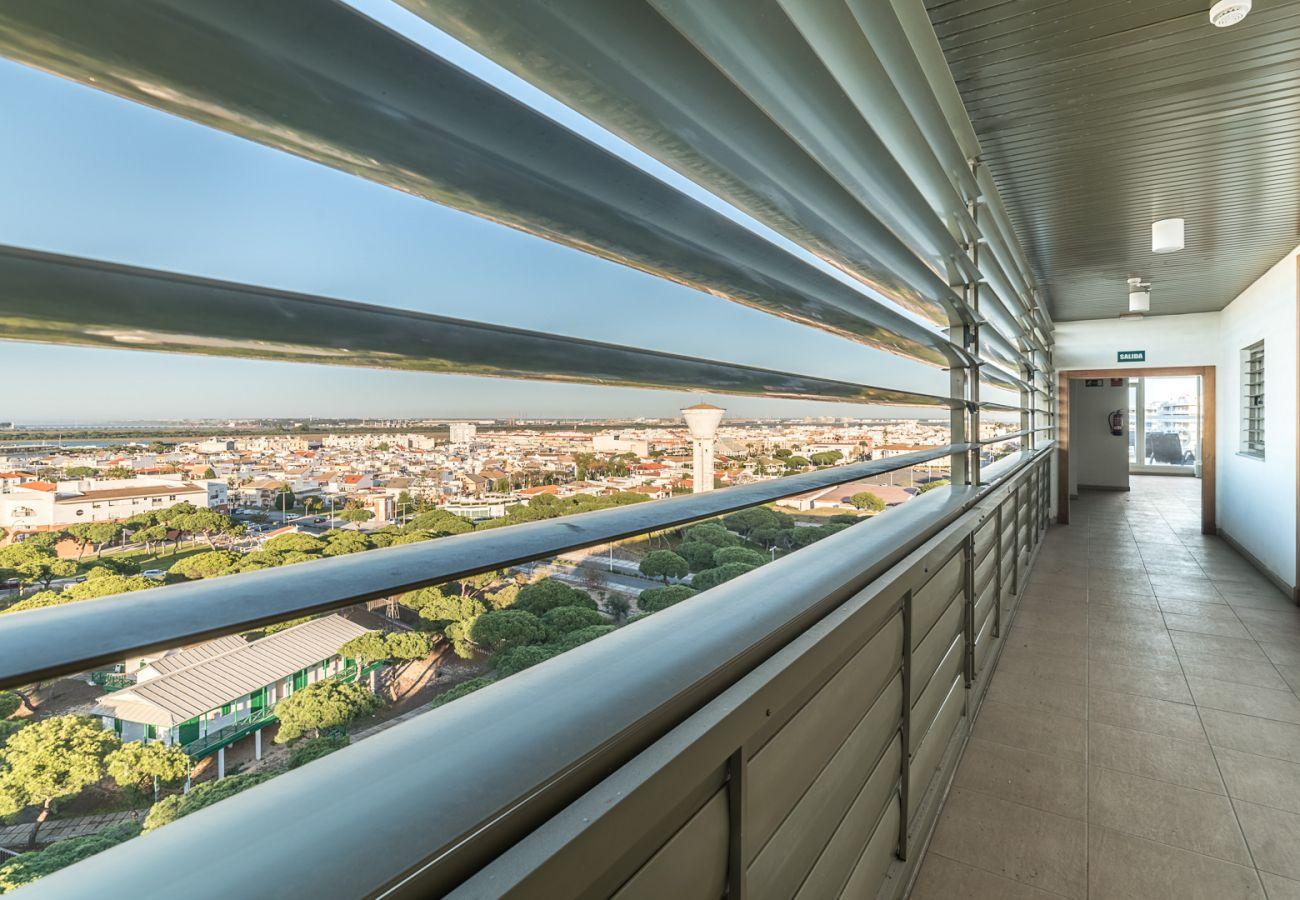 Appartement à Punta Umbria - Appartement pour 5 personnes à200 mde la plage