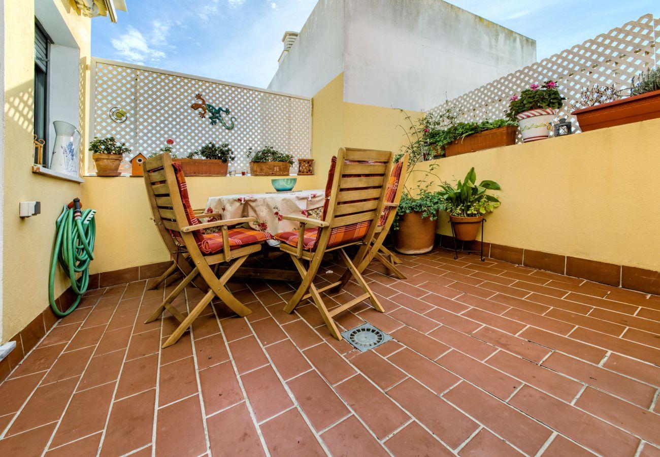 Appartement à Cadix - Appartement avec 1 chambres à700 mde la plage
