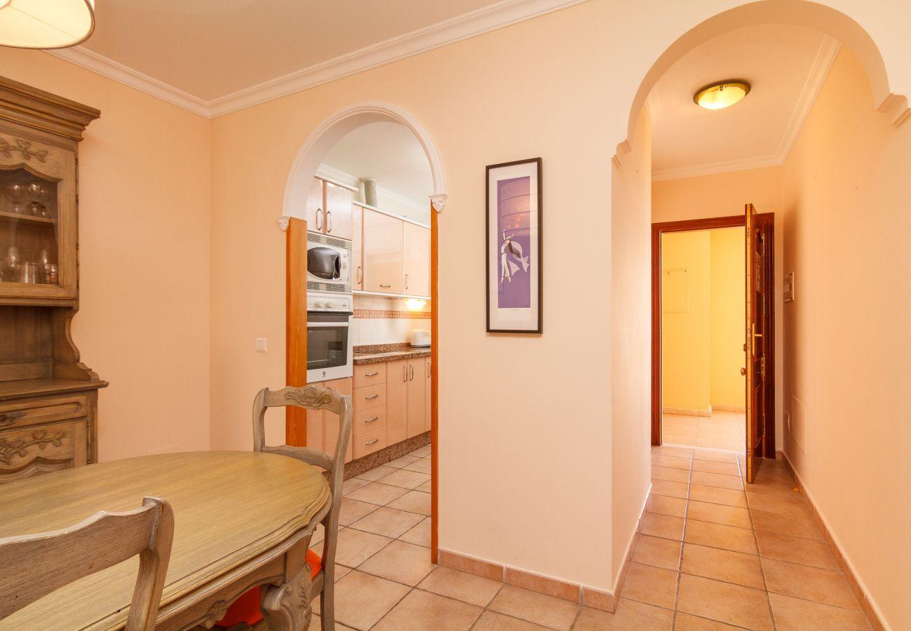 Appartement à Nerja - Appartement avec 2 chambres à200 mde la plage