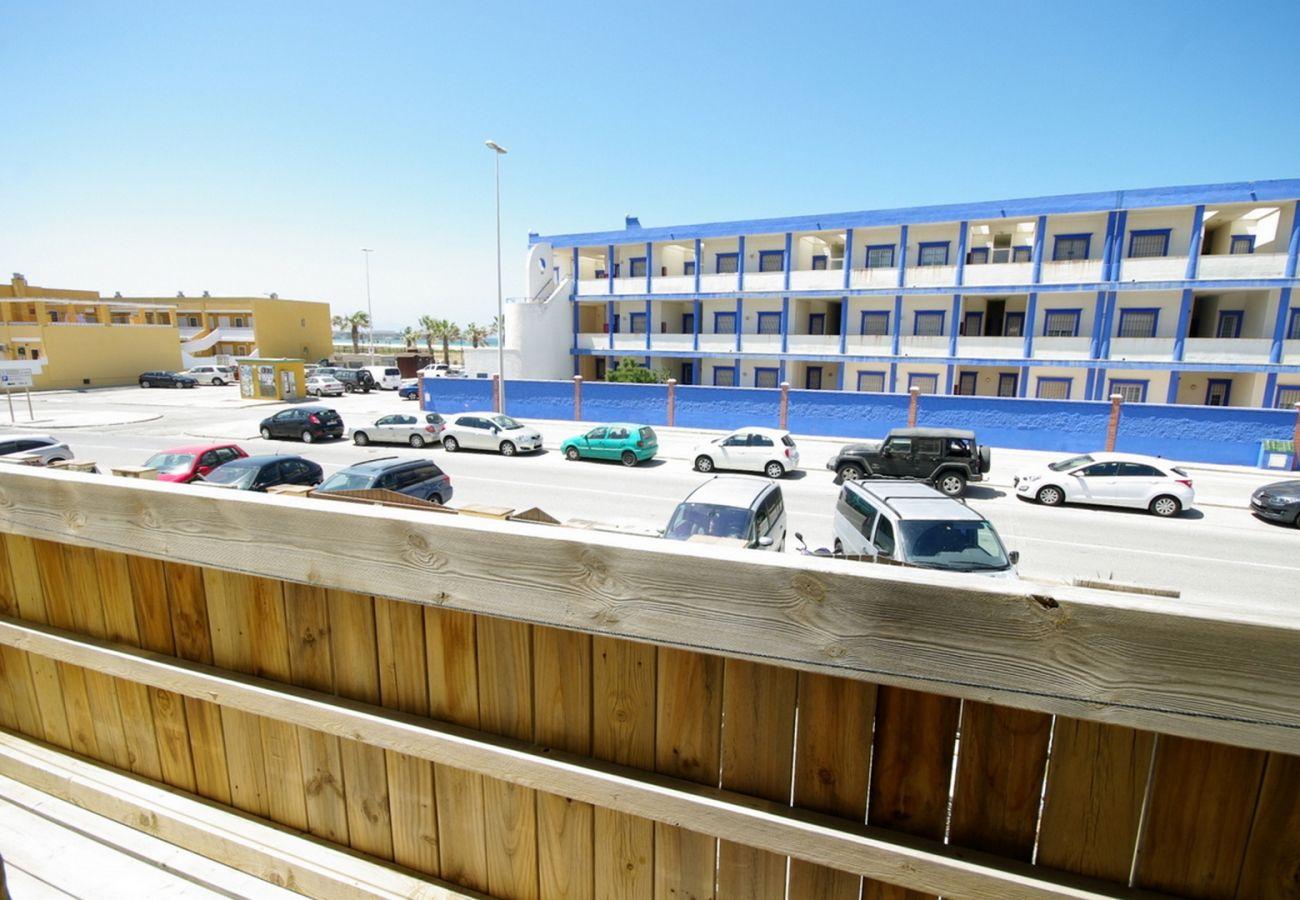 Appartement à Tarifa - Appartement avec 3 chambres à40 mde la plage