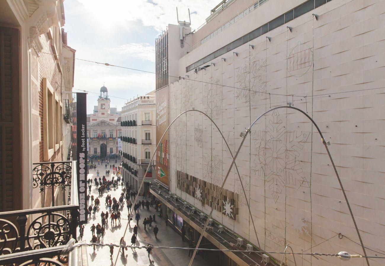 Appartement à Madrid - Apartment Madrid Downtown Puerta del Sol M (PRE3C)