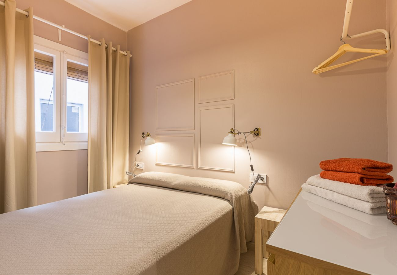 plaza españa appartement chambre double avec balcon intérieur