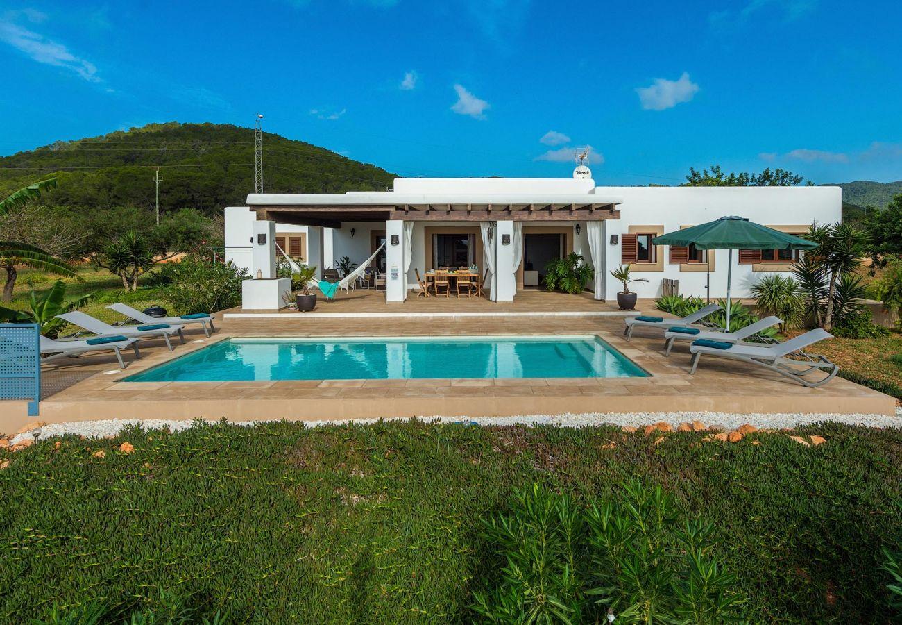 Villa à Ibiza - Villa pour 6 personnes à Ibiza