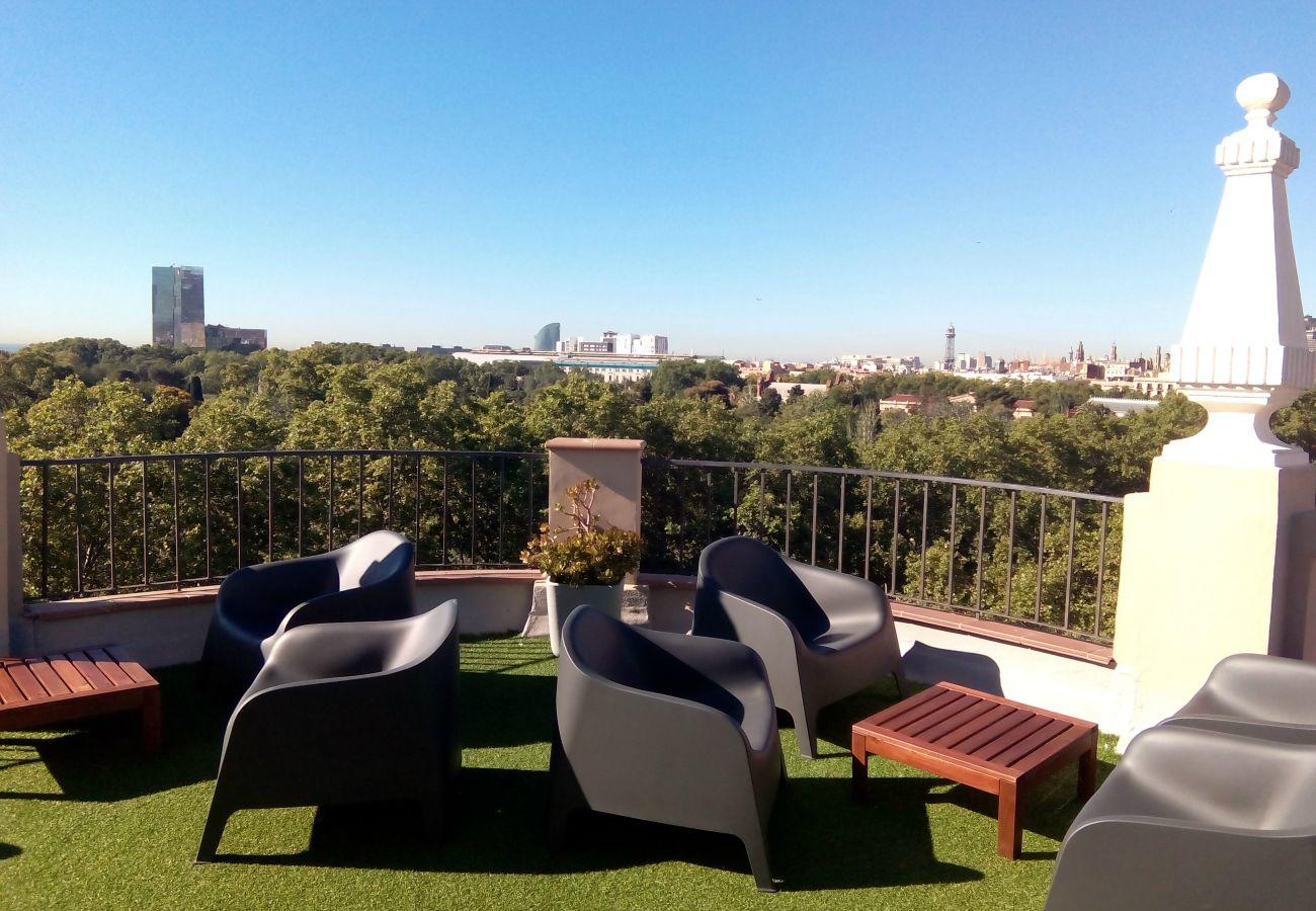 Appartement à Barcelone - Family CIUTADELLA PARK, grand appartament idéal pour les familles, Barcelone centre