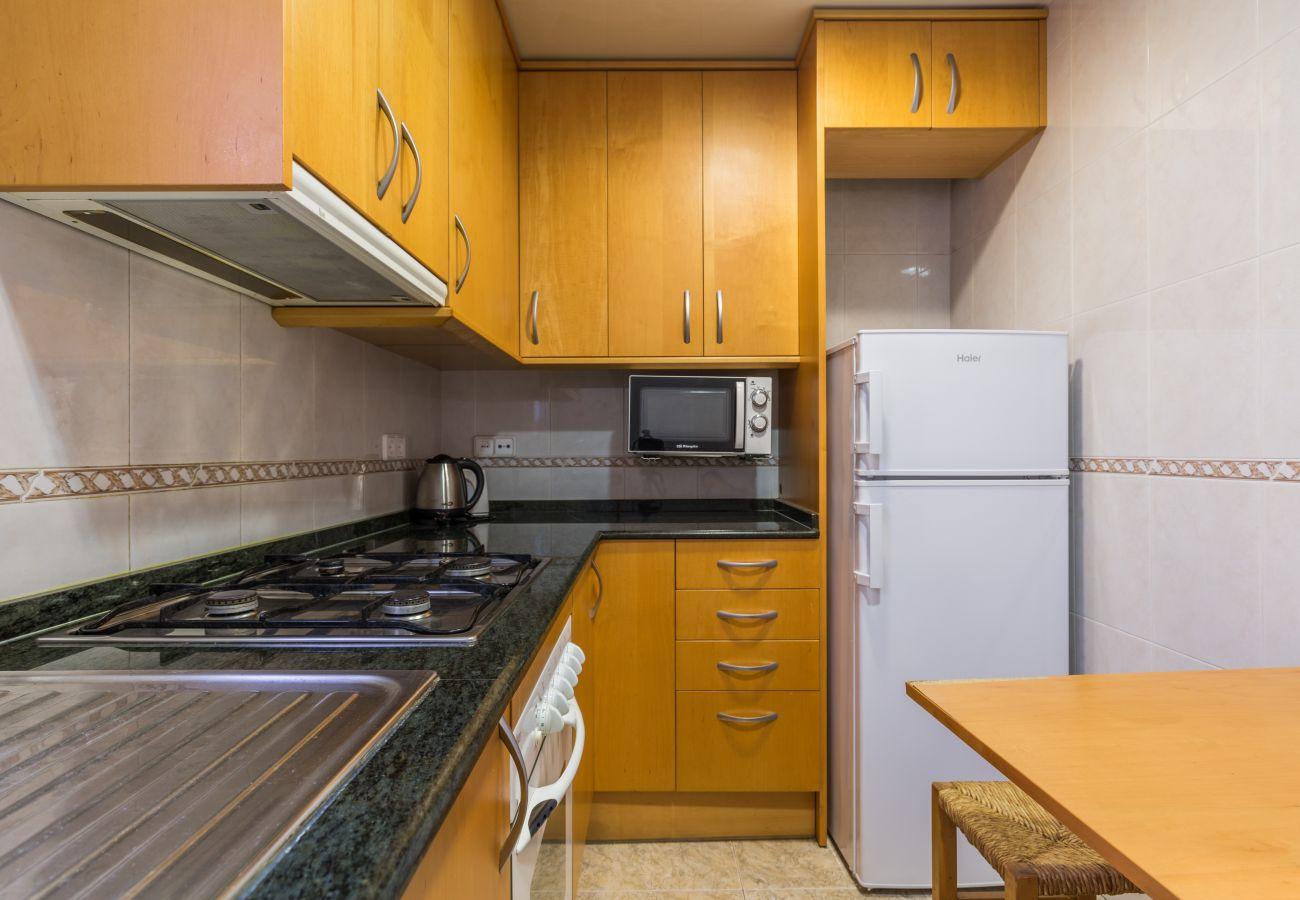 Appartement à Barcelone - PORT, appartement lumineux, tranquile, avec vue panoramique sur Barcelone.