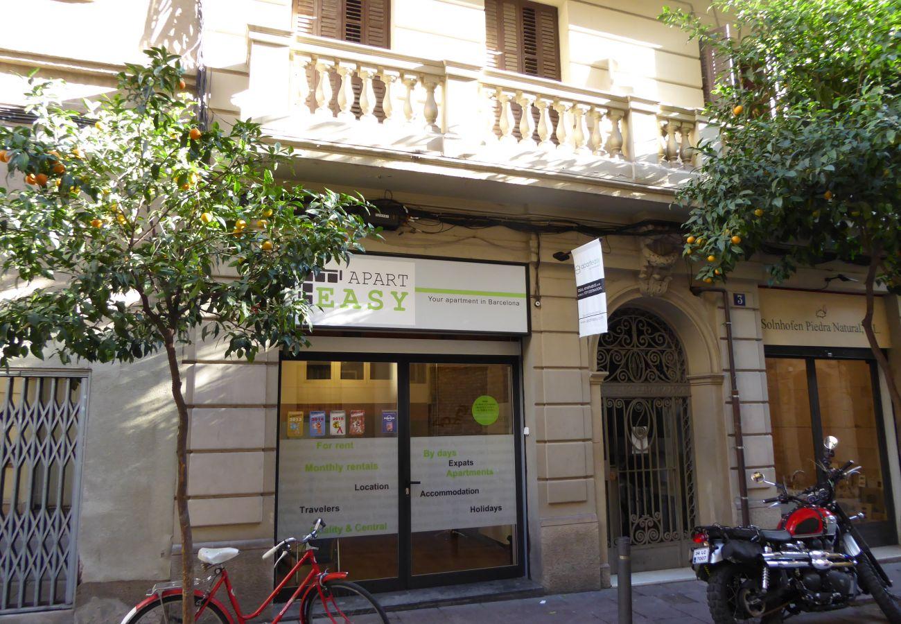 Appartement à Barcelone - Joli studio, lumineux, tranquile et très bien situé en Gracia, Barcelona centre