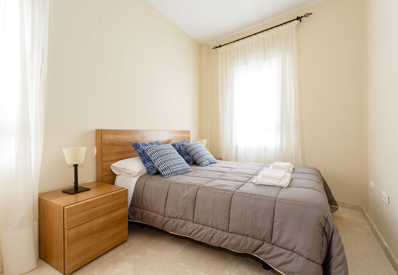 Appartement à Cadix - Appartement avec 3 chambres à900 mde la plage