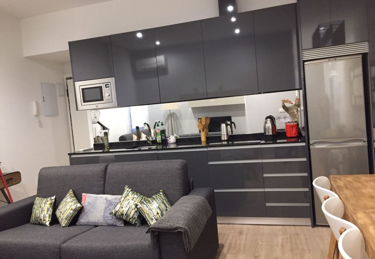 Appartement à Madrid - Apartment Madrid Downtown Puerta del Sol M (PRE3A)