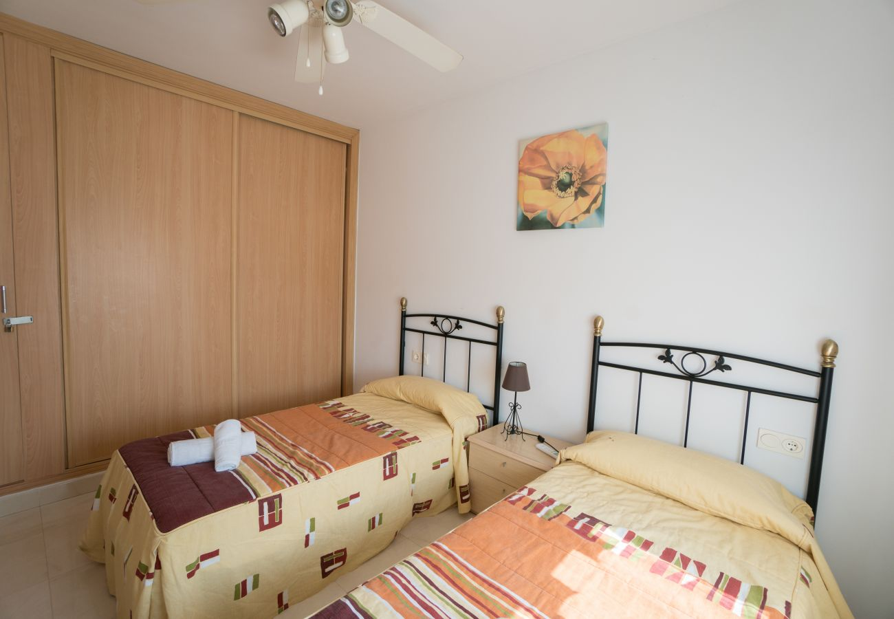 Appartement à Nerja - Appartement avec climatisation à500 mde la plage