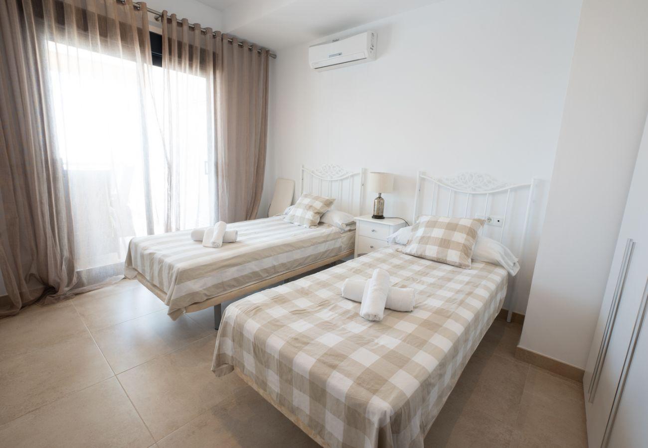 Appartement à Nerja - Appartement avec 2 chambres à2 kmde la plage