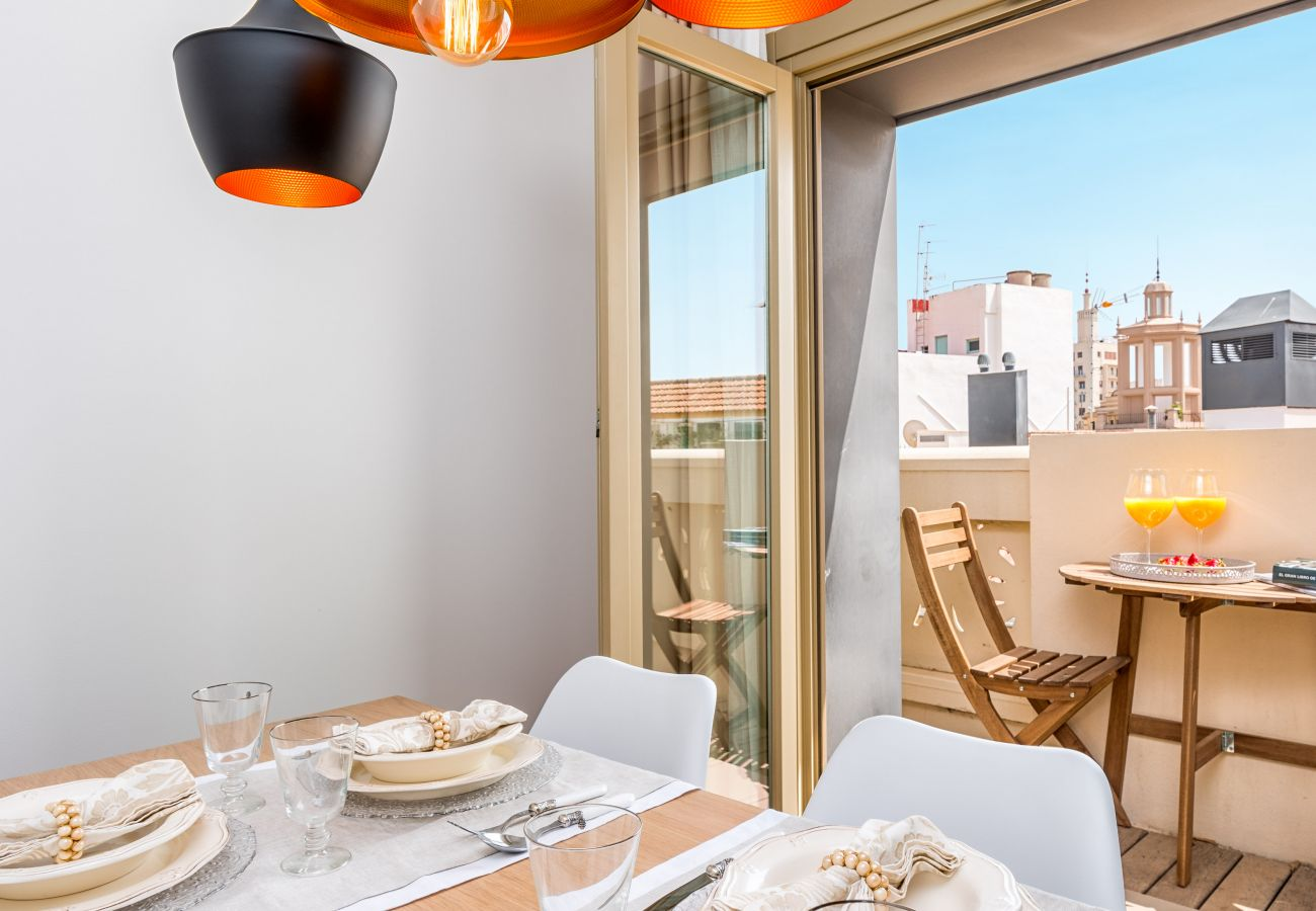 Appartement à Malaga - iloftmalaga Ático Plaza Felix Saenz