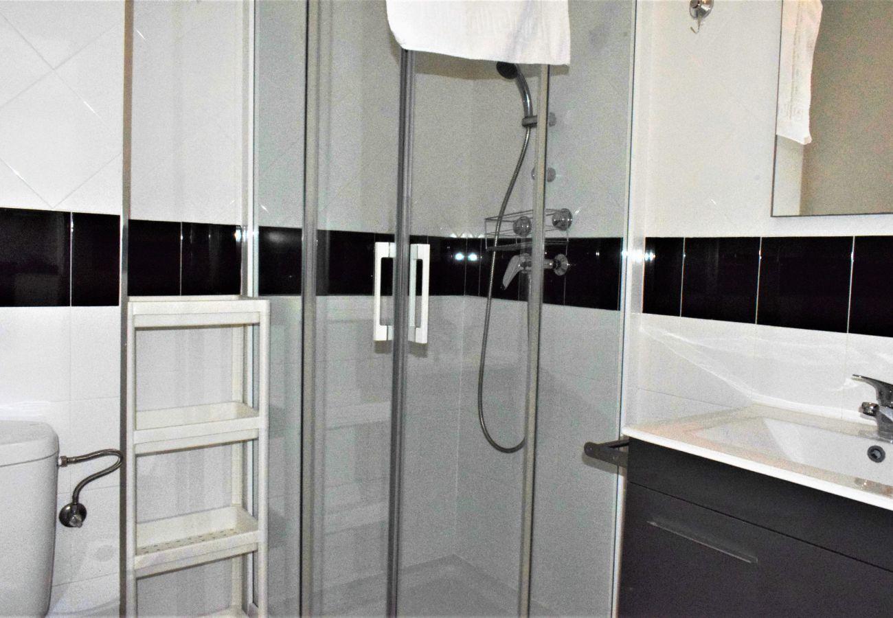 Appartement à Nerja - Appartement avec 1 chambres à50 mde la plage