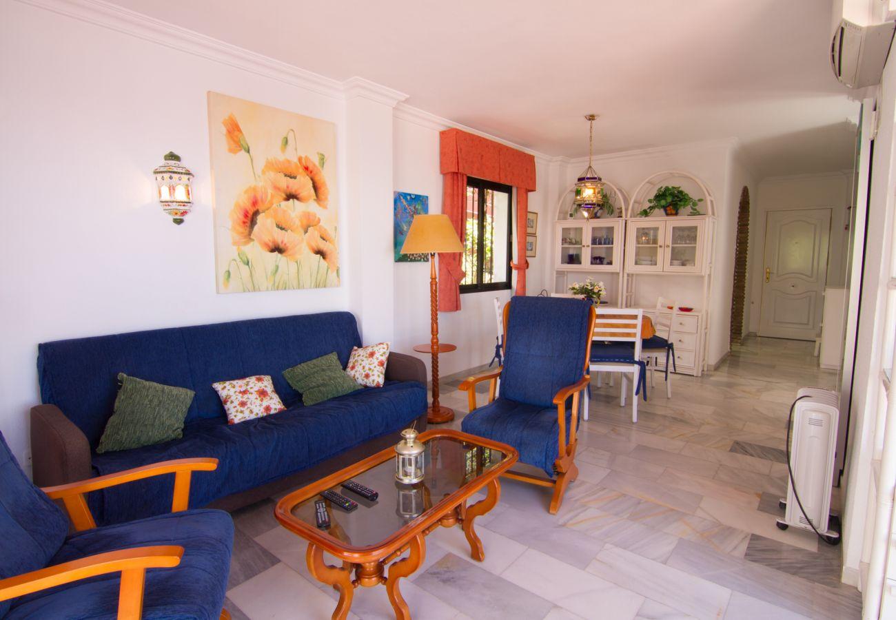 Maison à Nerja - Maison pour 6 personnes à300 mde la plage