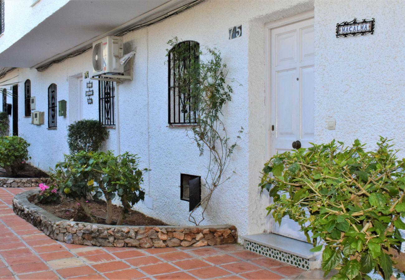 Maison à Nerja - Maison avec 2 chambres à800 mde la plage