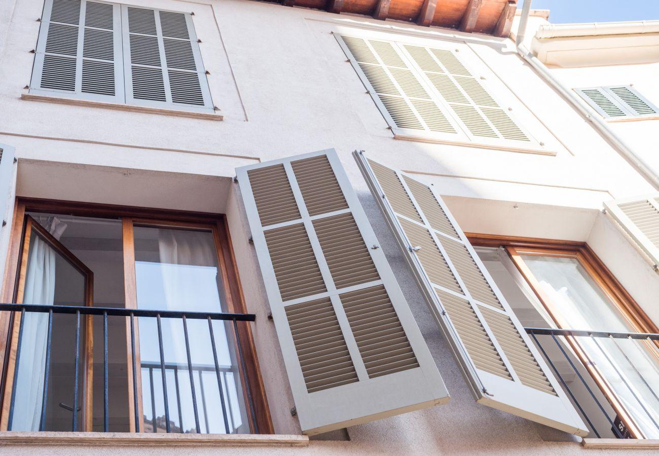 Appartement à Majorque/Mallorca - Appartement avec 1 chambres à1 kmde la plage