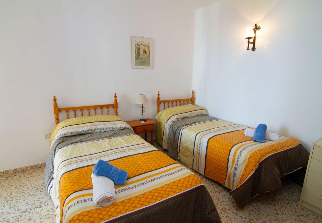Appartement à Nerja - Appartement pour 5 personnes à2 kmde la plage