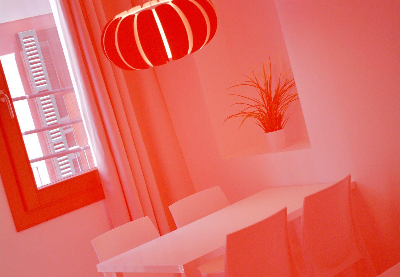 Appartement à Majorque/Mallorca - Appartement pour 2 personnes à1 kmde la plage