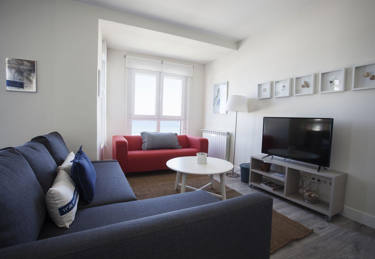 Appartement à San Sebastián - Appartement pour 7 personnes à50 mde la plage