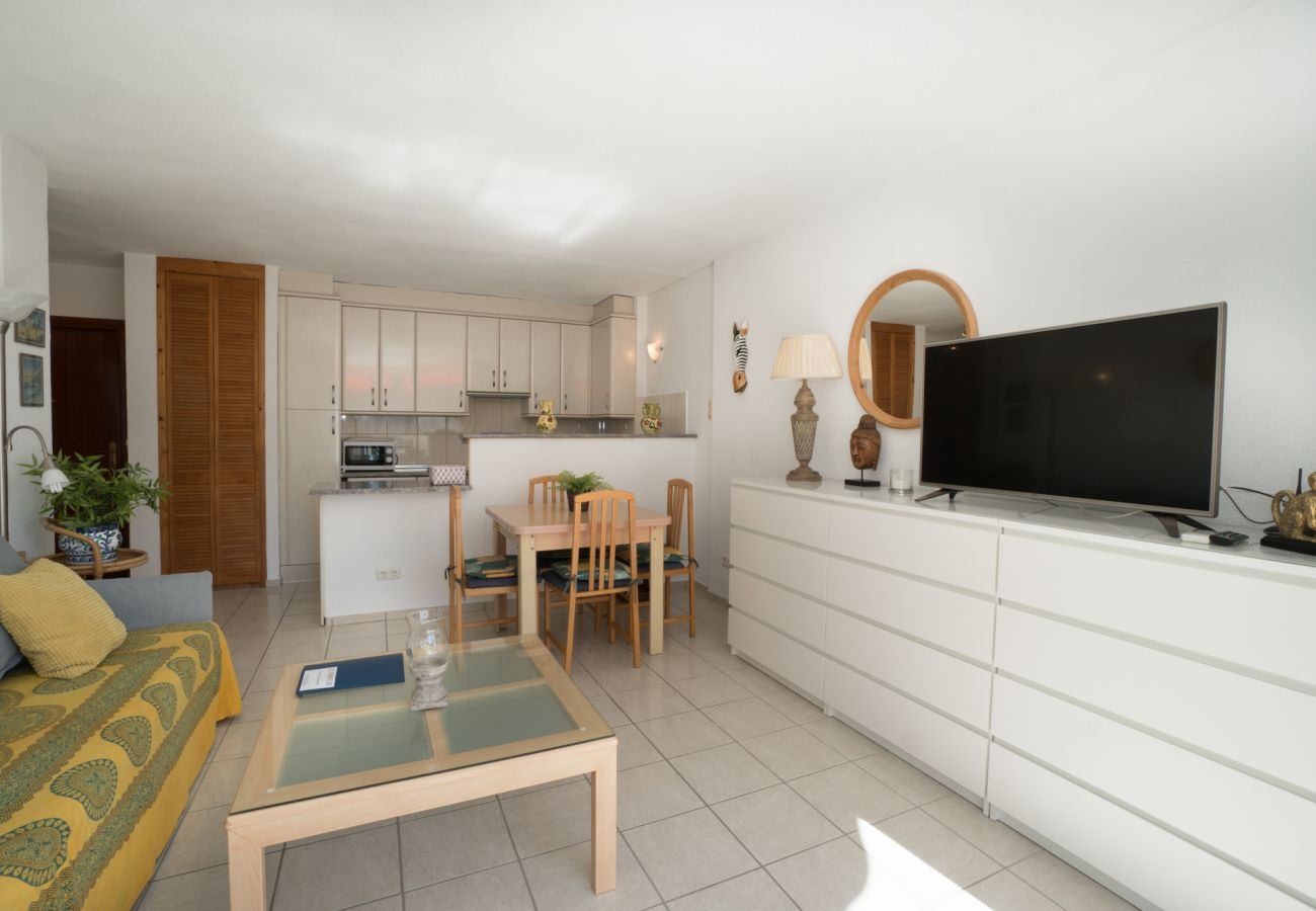 Appartement à Nerja - Appartement avec 1 chambres à10 mde la plage