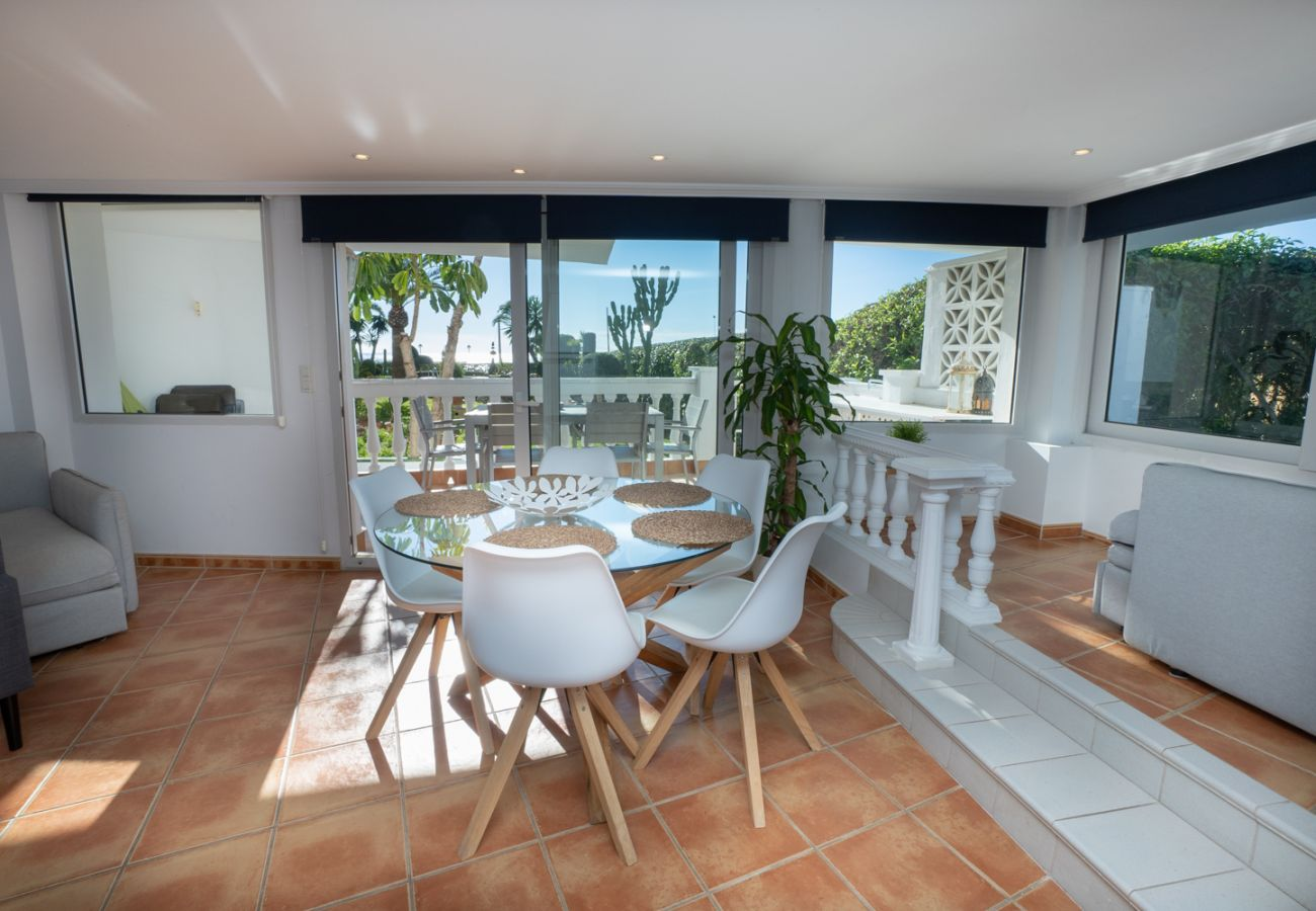 Appartement à Nerja - Appartement avec 3 chambres à10 mde la plage