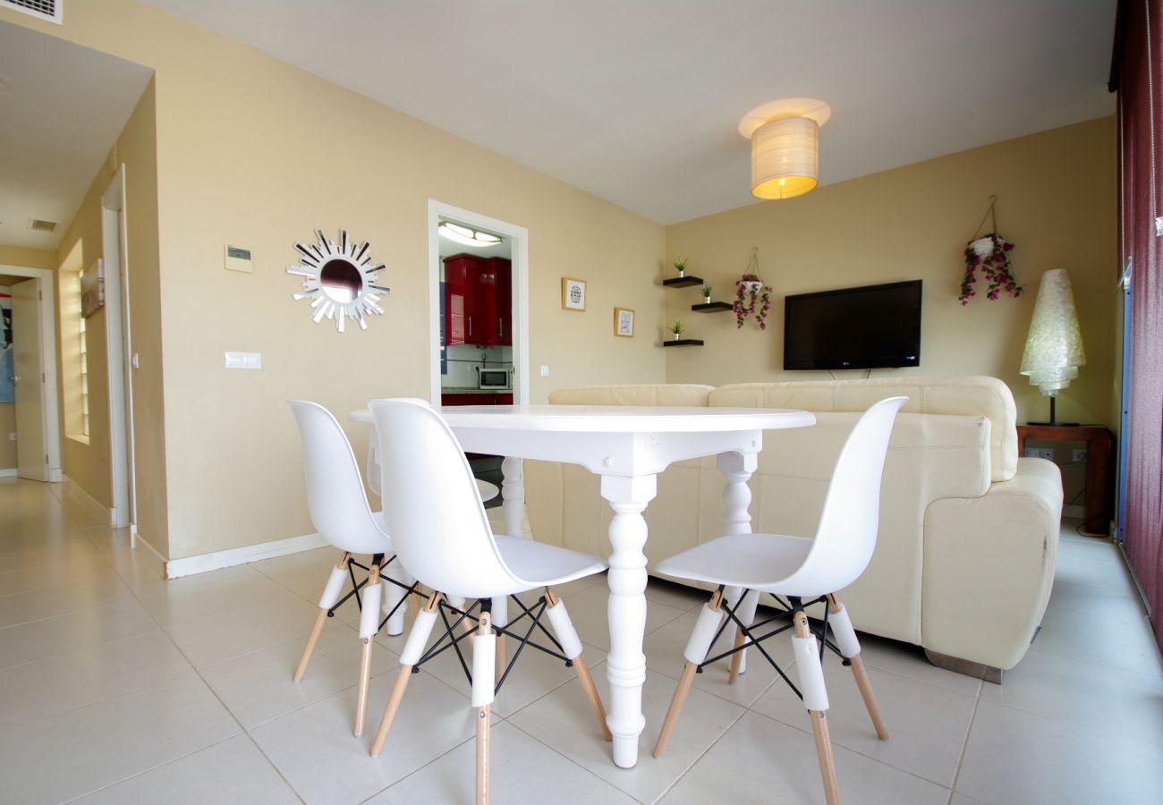 Appartement à Tarifa - Appartement pour 4 personnes à50 mde la plage
