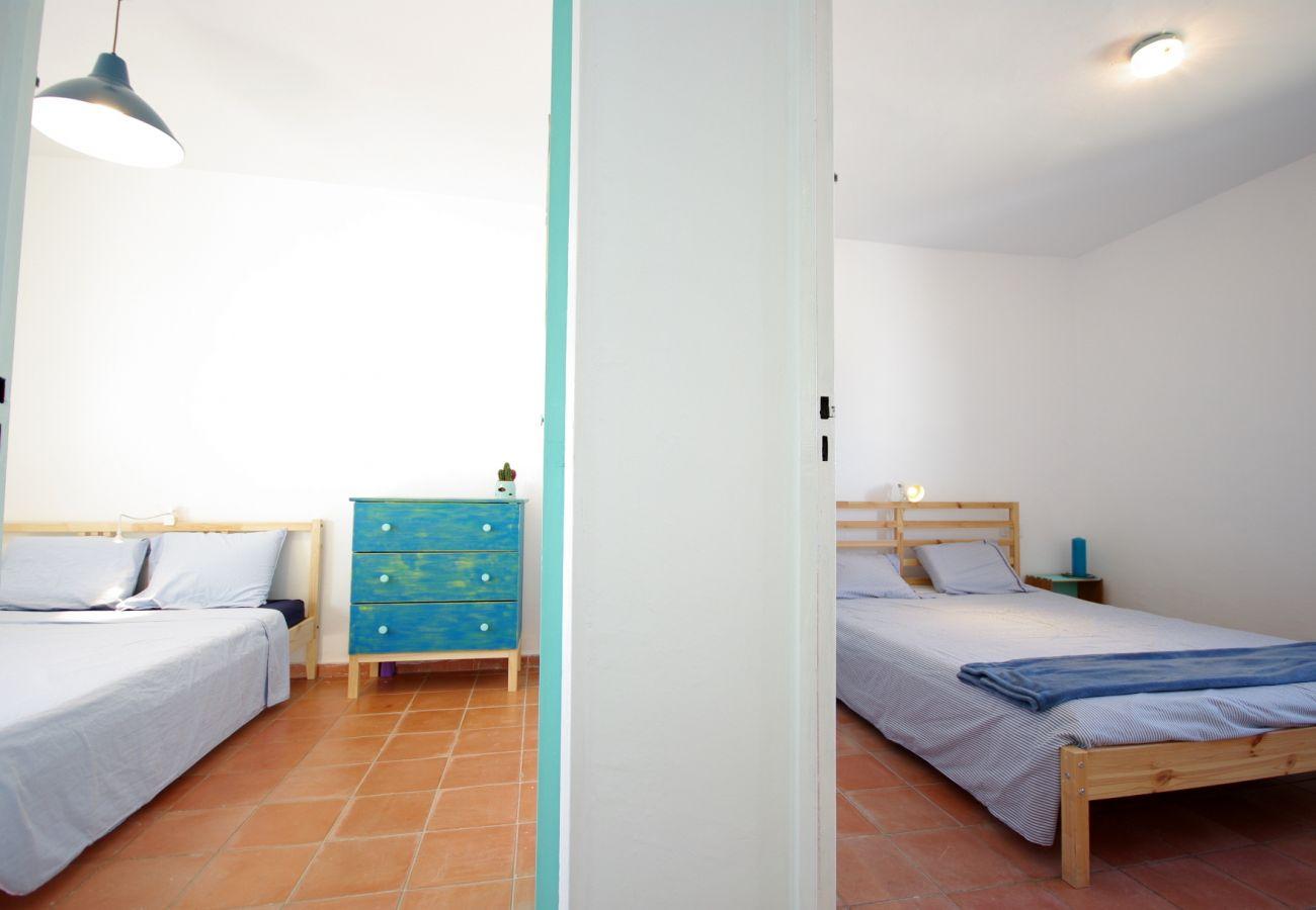 Appartement à Tarifa - Appartement pour 6 personnes à1 kmde la plage