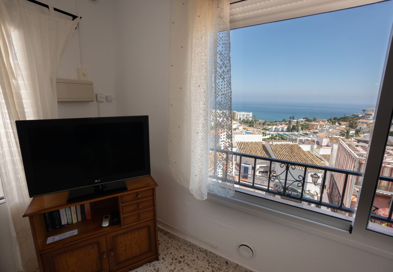 Maison à Nerja - Maison avec 2 chambres à300 mde la plage